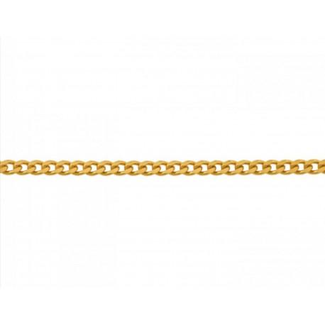 Chaine Forçat Gourmette 1,4mm