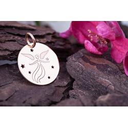 Médaille Petite Fée Manon