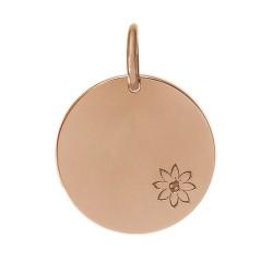 Médaille Petite Fleur