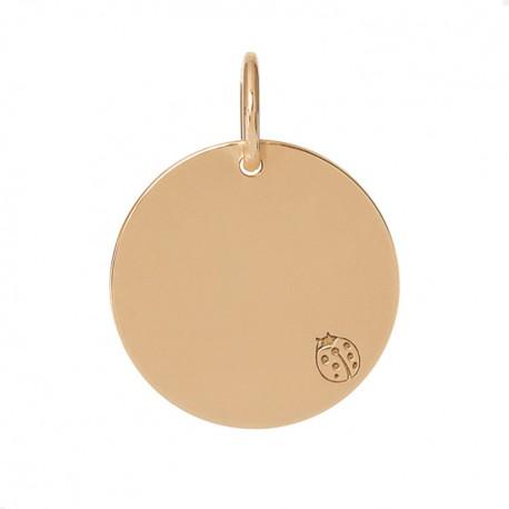 Médaille Petite Coccinelle